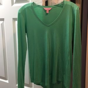 Size small Lilly Pulitzer T-shirt
